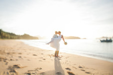 El Nido Beach Wedding Photographer