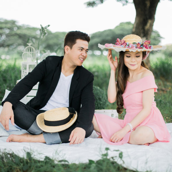 Carlyn & Ace